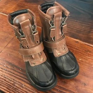 Kids Polo Ralph Lauren Ankle Boots
